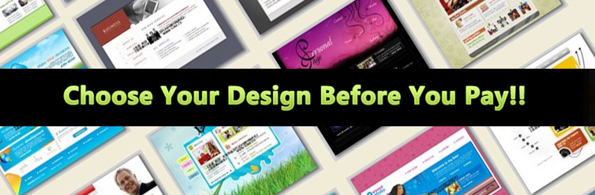 Web design templates in Egypt